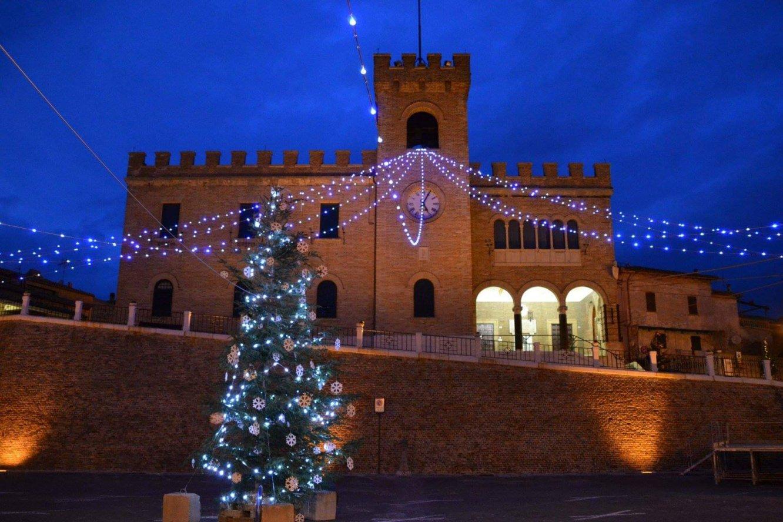MONDOLFO: Il Natale più Bello nel Borgo più Bello