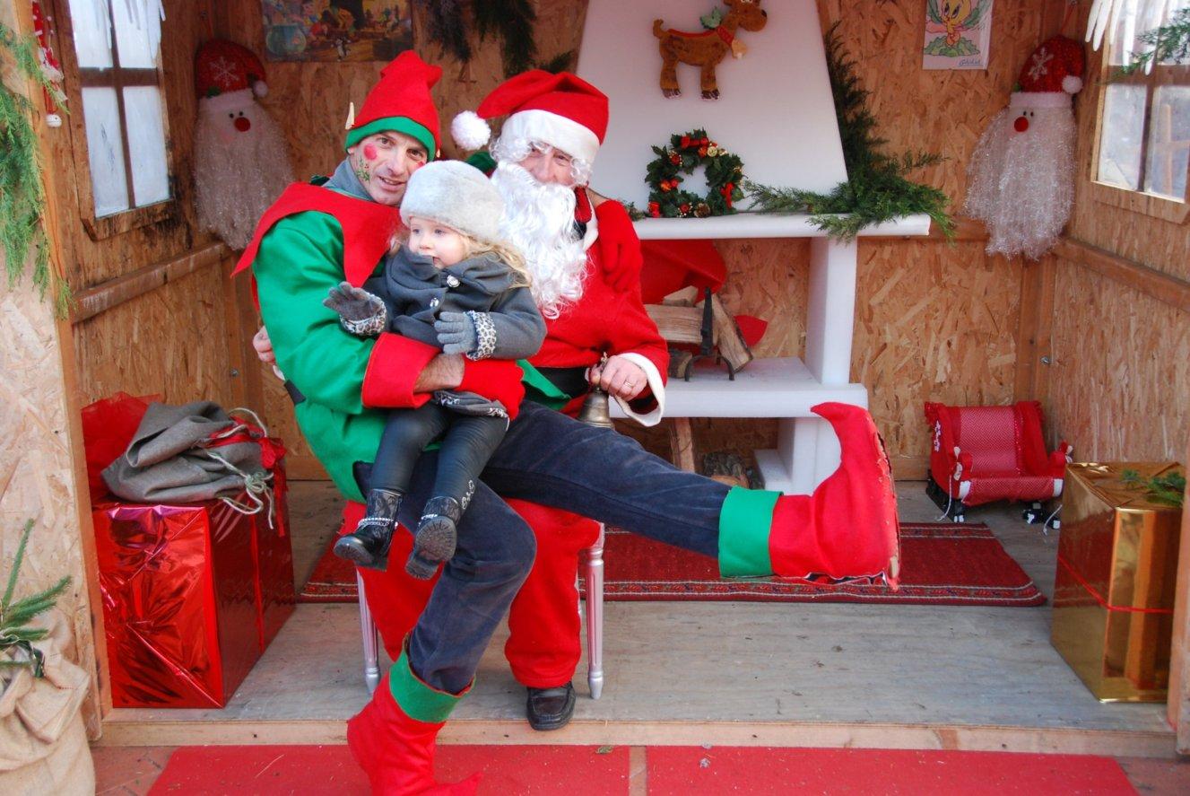MONTECCHIO DI VALLEFOGLIA: Natale a Montecchio