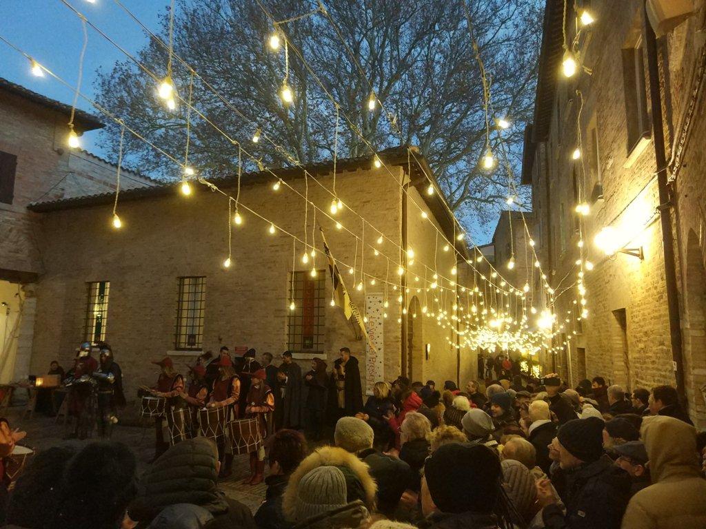 URBINO: Natale ad Urbino - Le Vie dei Presepi